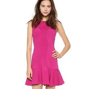 DVF Jaelyn Drop Waist Dress